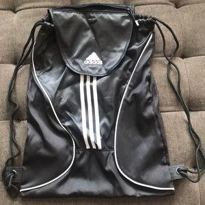 Adidas string back pack
